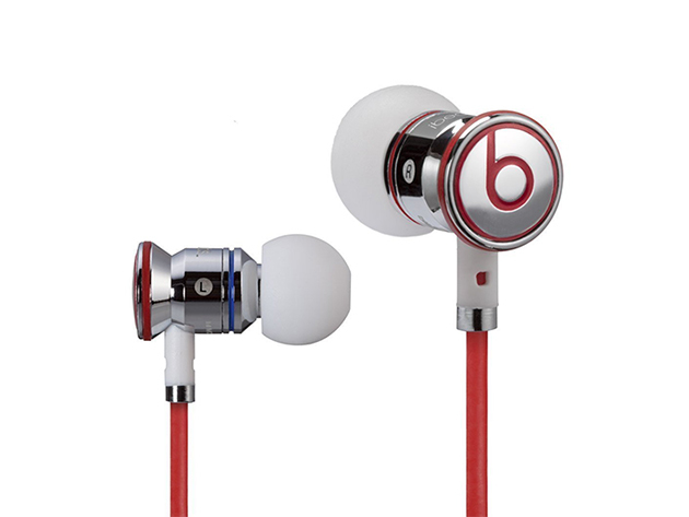 iBeats By Dre In-Ear Headphones (White)