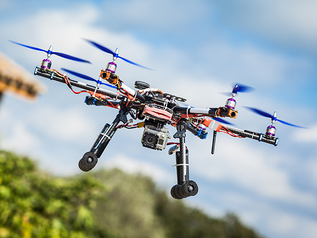 Drone Photography & Video Course
