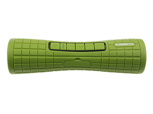 RuggedTec FlashBang Speaker (Green)