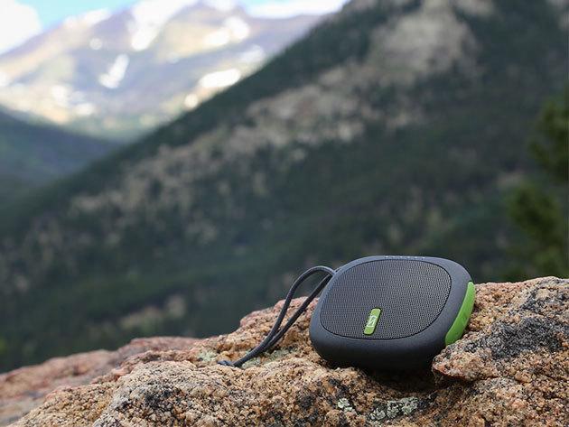 RiverFi Portable Battery & Bluetooth Speaker