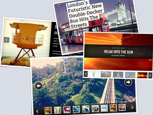 SlideDeck 3 Content Slider & 50 Bonus Stock Images