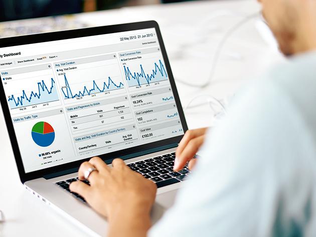 Google Analytics Mastery Course