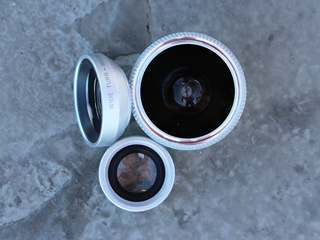 3-in-1 Smartphone Photography Lens Set
